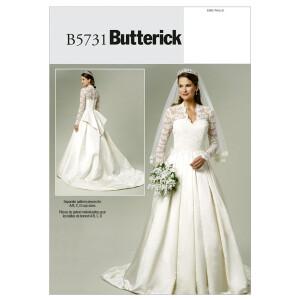Brautkleid, Butterick 5731