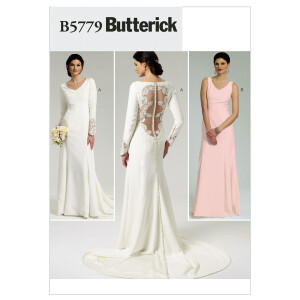 Brautkleid/Kleid, Butterick 5779