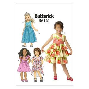 Kleid, Butterick 6161
