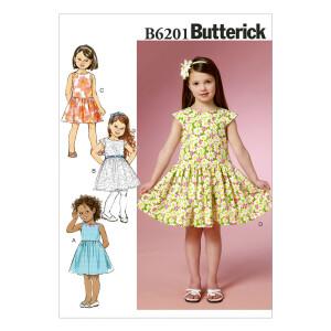 Kleid, Butterick 6201