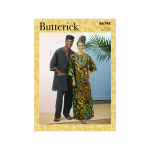 Schlafbekleidung, Butterick 6748