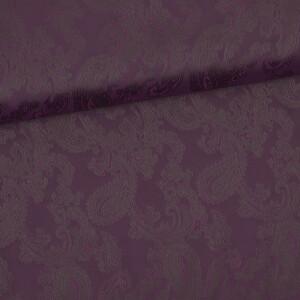 Paisley Futterstoff, lila