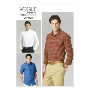 Hemd, Vogue 8759