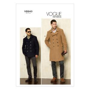 Jacke/Hose, Vogue 8940