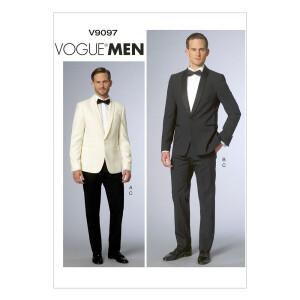 Anzug, Vogue 9097