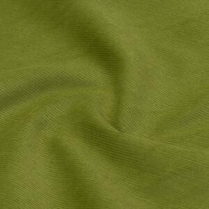 Stretch Feincord uni, moosgrün