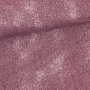 Musselin Jeanslook, burgunderrot