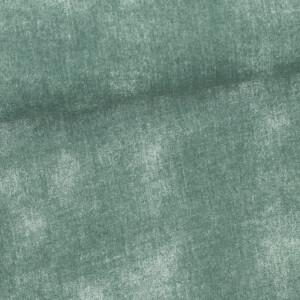 Musselin Jeanslook, grün