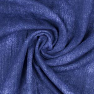 Musselin Jeanslook, blau