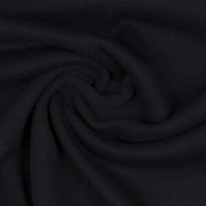 Viskose Strickstoff, schwarz