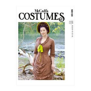 Historisches Kleid, McCalls 8189