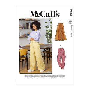 Hose, McCalls 8206
