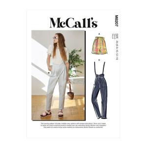 Hose, McCalls 8207