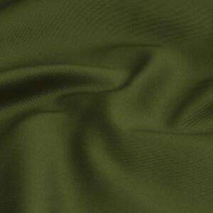 Baumwollsatin, dunkelgrün