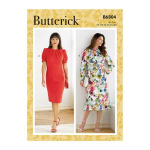 Damen Kleid, Butterick 6804
