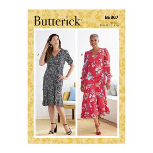 Damen Kleid, Butterick 6807