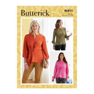 Damen Bluse, Butterick 6813