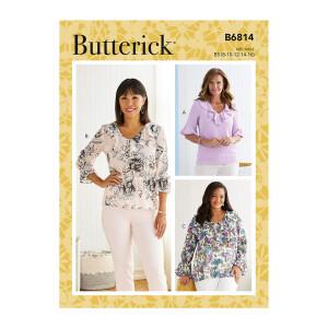 Damen Tunika, Butterick 6814