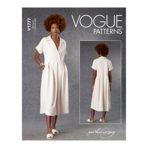 Locker sitzendes Pulloverkleid, Vogue 1777