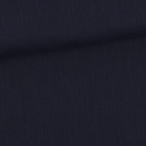 Leinen, dunkelblau