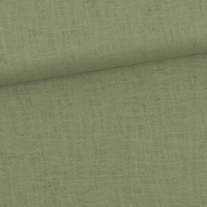 Leinen, grasgrün