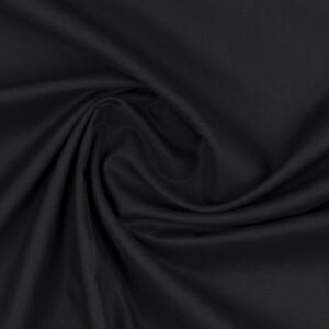 Soft Touch Voile, schwarz