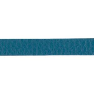 Kunstlederband 10 Meter, 10mm, aquamarin