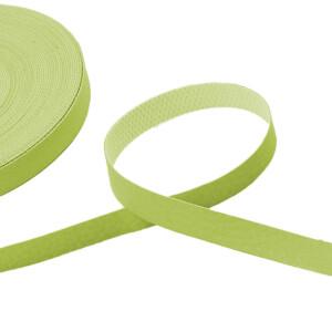 Kunstlederband 10 Meter, 10mm, kiwi