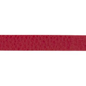 Kunstlederband 10 Meter, 10mm, dunkelrot