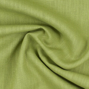 Leinen, hellgrün