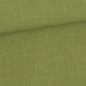 Viskose Leinen, hellgrün