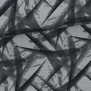 Sweat Toronto, grau/schwarz