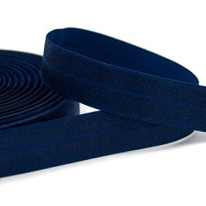 Falzband 20 mm, dunkelblau