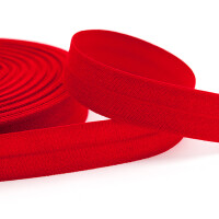 Falzband 20 mm, rot