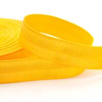 Falzband 20 mm, gelb