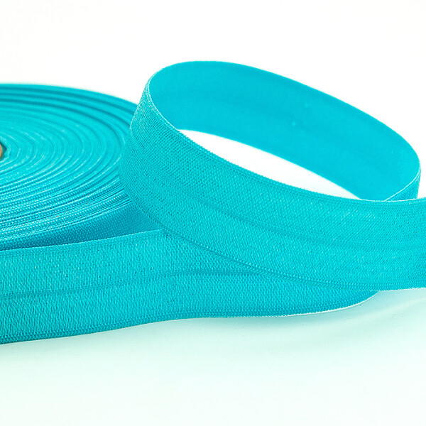 Falzband 20 mm, türkis