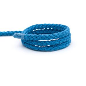 Flechtkordel 8 mm, jeansblau