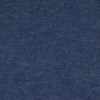 Filz 3 mm, nachtblau meliert 48x68cm