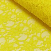 Spitze Bogenkante, gelb