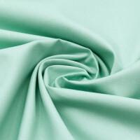 Bio-Baumwolle weich, mint