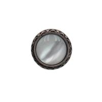 Dirndlknopf 13mm, weiß