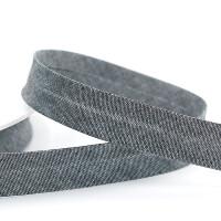 Jeans Schrägband Baumwolle, 20 mm