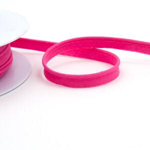 Paspelband fein 10 mm, pink
