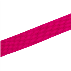 Gurtband 30 mm, pink