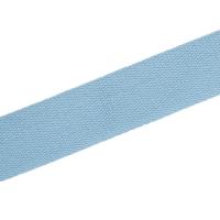 Gurtband 40 mm, hellblau