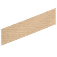 Gurtband 40 mm, beige