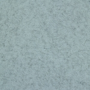 Filz 3 mm, graublau meliert 48x68cm
