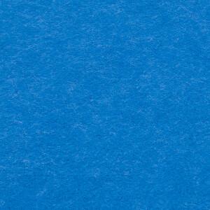 Filz 3 mm, blau meliert 48x68cm