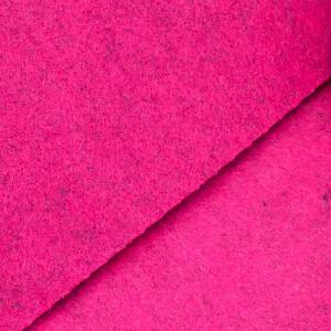 Filz 3 mm, pink meliert 48x68cm
