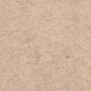 Filz 3 mm, creme meliert 48x68cm
